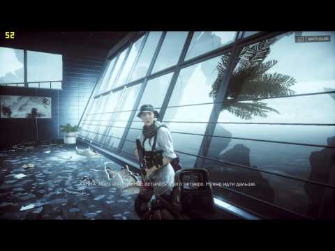 Battlefield 4 gameplay on PC [PART 4 - Singapore] / Low graphics / Dell N5520 Laptop