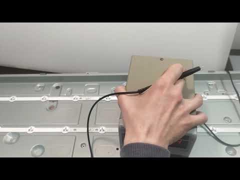 Ремонт подсветки телевизор LG 42LN540V ZA