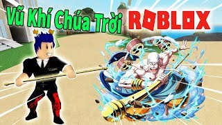 Roblox-advanced to the island of Usopp buy weapons Nonosama Bo of God Enel | Steve's one piece