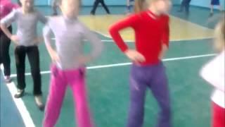 Уроки фізичної культури та основ здоров'я в початкових класах школи №9 м. Червонограда