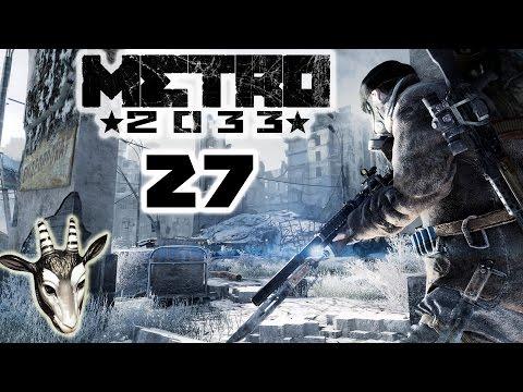"""#27 - Energie für die Station D6 - LET'S PLAY """"Metro 2033"""" [BLIND]"""