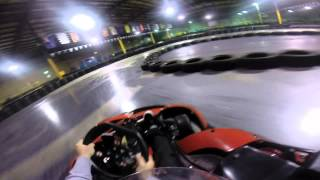 Go Karting At Karting Madness - Chirnside Park 25/7/14