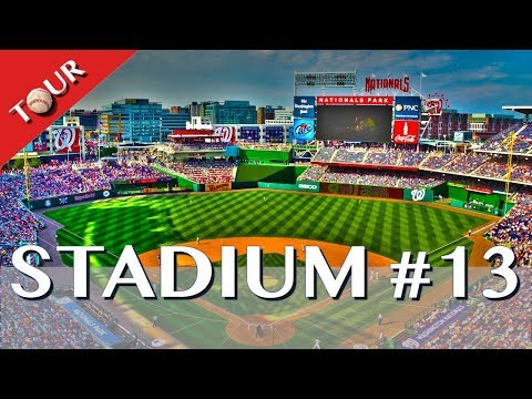 Washington's Nationals Park Visit - Stadium #13