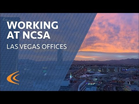 Working at NCSA | Las Vegas Offices