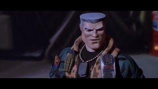Десантники готовятся к нападению ... отрывок из фильма (Солдатики/Small Soldiers)1998