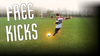 Free Kicks mit DerHansus