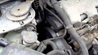 2000 Chevrolet Venture 3400 motor rev
