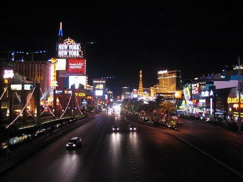 Las Vegas Strip Walk July 2017