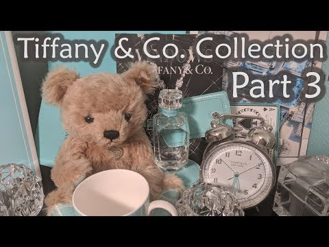 Tiffany & Co. Collection Part 3: Home Goods & Accessories