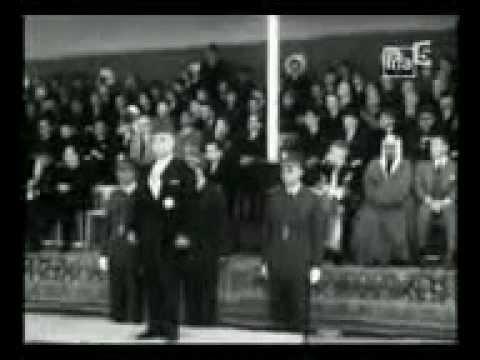 Un printemps 1956 - L'indépendance de la Tunisie