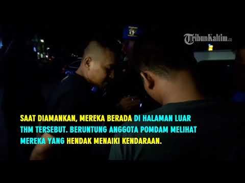 VIDEO 3 Anggota TNI Terciduk Pomdam Saat Keluar dari Tempat Karaoke