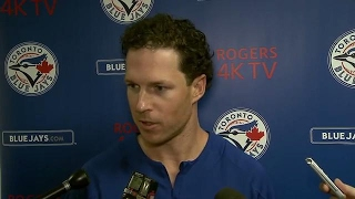 Coghlan: I tried to do my best Willie Mays Hayes impersonation
