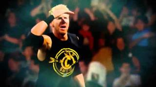WWE Christian Cage Theme Song [Just Close Your Eyes] with Titantrons