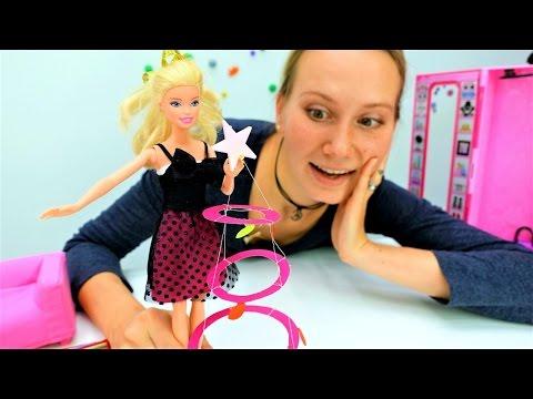 Мастер класс от #Барби: новогодние поделки своими руками – новогодняя ЕЛКА. #DIY