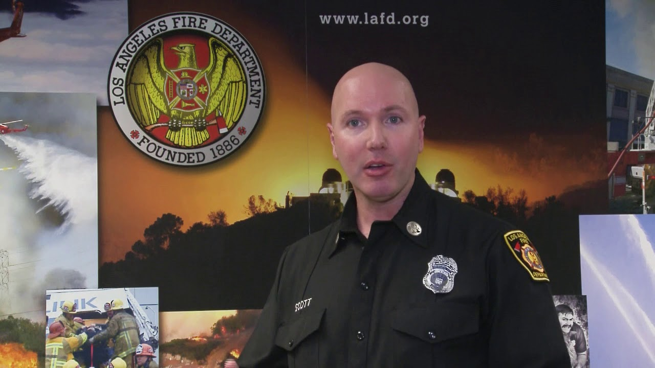 LAFD House Fires Wednesday