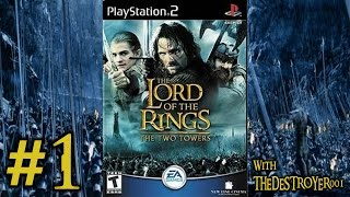 LOTR: The Two Towers (PS2) - Part 1