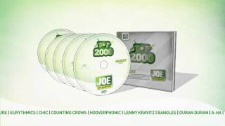 JOE fm Top 2000 CD Volume 7 TV spot