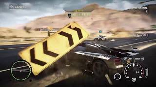 Район под контролем.Онлайн-аресты на Koenigsegg One:1( Need for Speed Rivals )