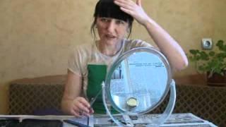 ***Челка - Как подстричь челку самостоятельно***(, 2011-10-10T12:21:40.000Z)