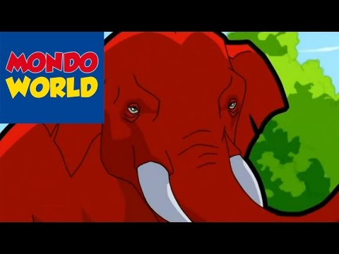 THE RED ELEPHANT  Kim, ep. 8  EN