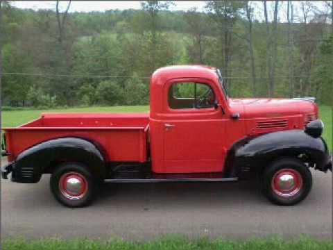 1947 Dodge TRUCK - Confluence PA - YouTube