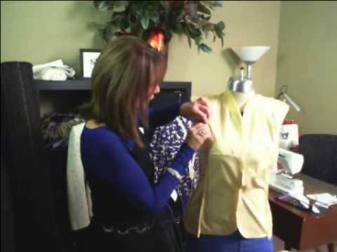 Silhouette Patterns Webcast - Jacket Sew A Long (Part 1)