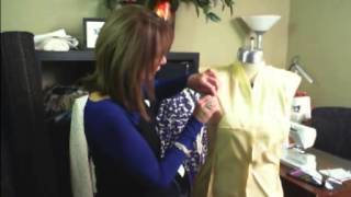 Silhouette Patterns Webcast - Jacket Sew A Long (part 1)