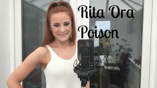 RITA ORA - Poison Cover by Red