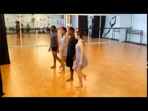 Breast Cancer Tribute Dance - THS Dance Studies Grade 12 2014
