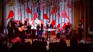Прославление 25-12-2016 Церковь Христа Краснодар(Христианские проповеди, прославление и другое христианское видео., 2016-12-26T04:05:31.000Z)