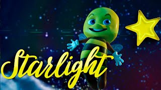 STARLIGHT Ican-B - [Official Music Video 2020]  + More Nursery Rhymes & Kids Songs