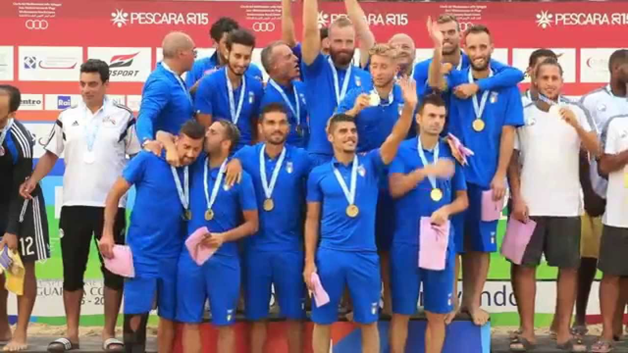 Pescara 2015 - Beach Soccer within the Olympic Family ...
