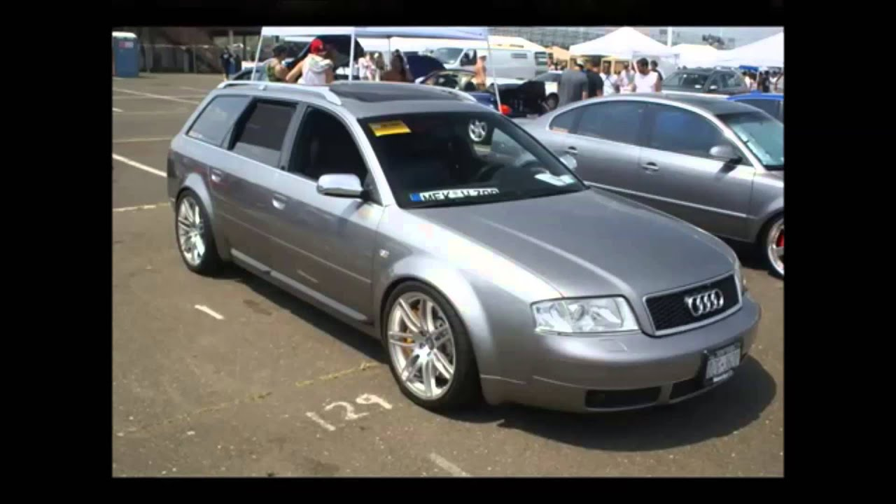 Audi A6 C5 Tuning Youtube