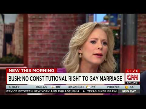 Jeb Bush on Same-Sex Marriage