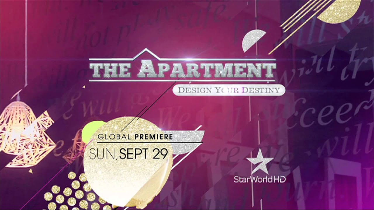 The apartment 39 design your destiny 39 promo 2 youtube for Apartment design your destiny winner