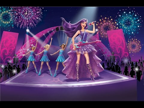 Barbie Francais Nouveau ᴴᴰ 2016 ♪Barbie La Princesse et la Popstar ♪