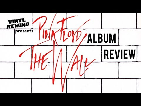 Pink Floyd - The Wall vinyl album review |  Vinyl Rewind