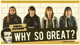 Pink Floyd - The Wall vinyl album review |  Vinyl Rewind