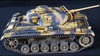 tamiya 1 48 panzer iii ausf l complete build part 2