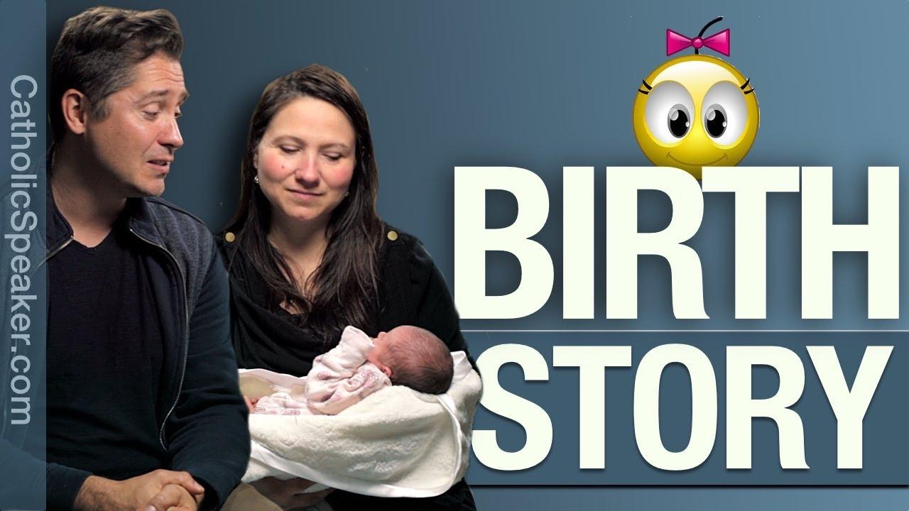Home Birth Story (Catholic Family)
