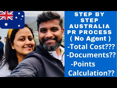 How to get Australian PR  Visa    Step by Step  Guide   No Agent Required   Indians in Australia