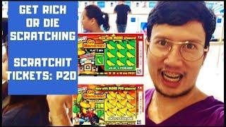 Ayos Scratch It! Nakaka Adik. Scratch It! KaskaSwerte - Philippine Charity Sweepstakes Office PCSO