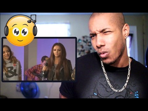 LITTLE MIX - ABOUT THE BOY LIVE REACTION