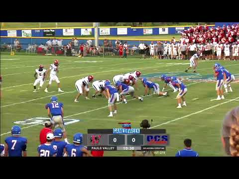 2017 FORD GAME OF  THE WEEK - PAULS VALLEY VS. OKLAHOMA CHRISTIAN