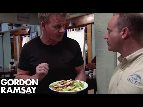 Gordon Ramsay Storms Out After Having Enough of Delusional Owner | Hotel Hell