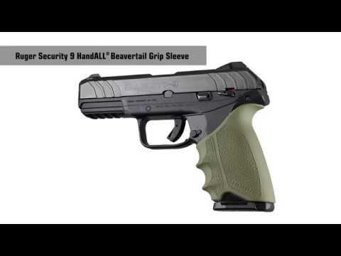 Ruger Security 9 HandALL® Beavertail Grip Sleeve