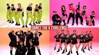 CLICK & LIKE! 블링걸즈 vs 서공예 vs 에이더블 vs 한림예고 l [DANCE THE X CHALLENGE]