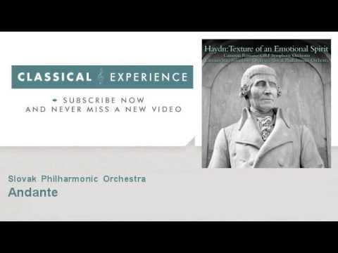 Joseph Haydn : Andante