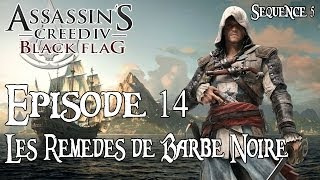 Gambar cover [Xbox One] Let's Play - Assassin's Creed 4 - Episode 14 : Les Remèdes de Barbe Noire[1080p][FR]