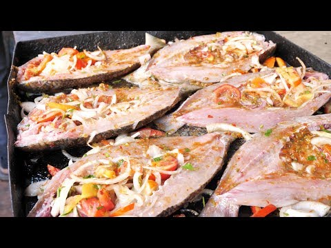 Egyptian Street Food - Seafood HEAVEN + Traditional Egyptian Food Adventure in Alexandria, Egypt!